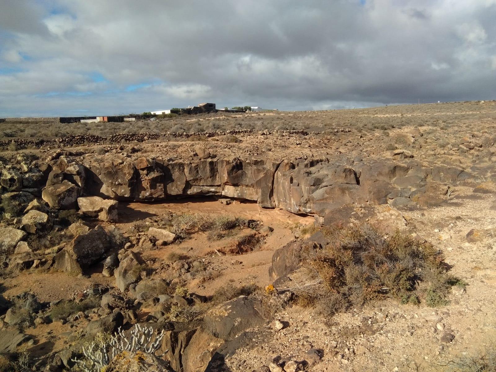 Zona de boulder el Regalito